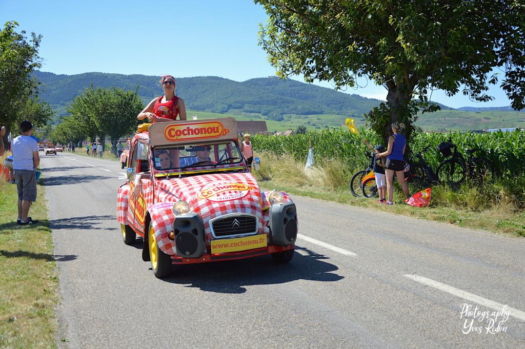 D'autres Citroën dans le Tour ... Cochon11