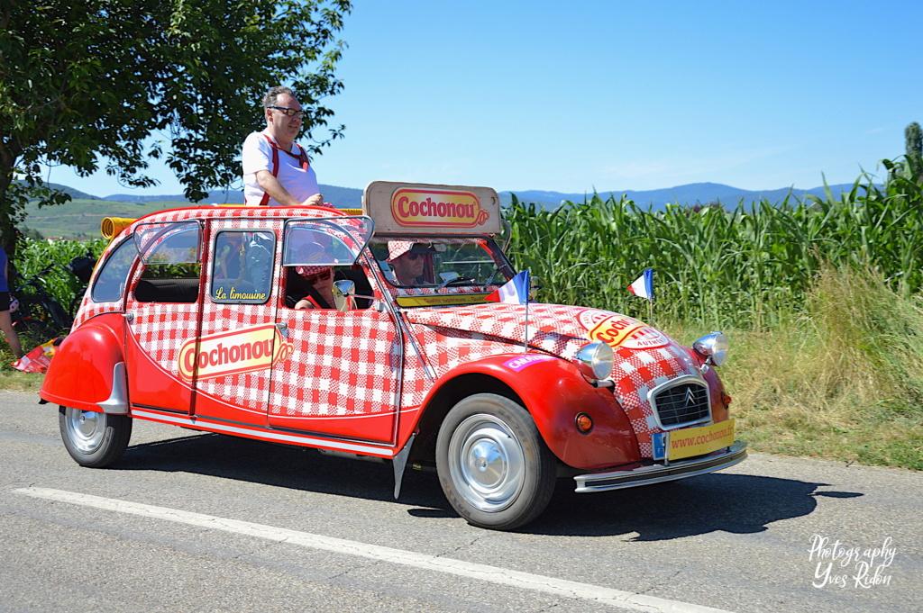 D'autres Citroën dans le Tour ... Cochon12