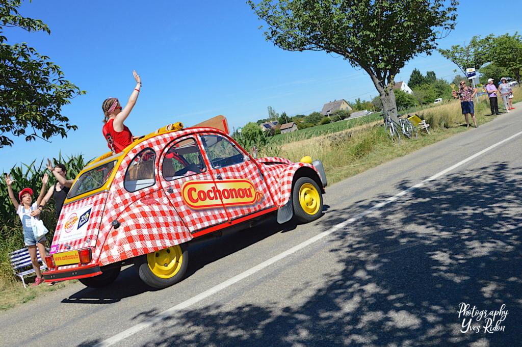 D'autres Citroën dans le Tour ... Cochon13