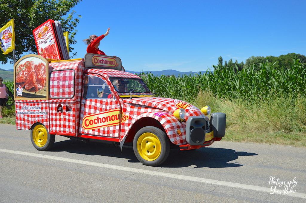 D'autres Citroën dans le Tour ... Cochon14