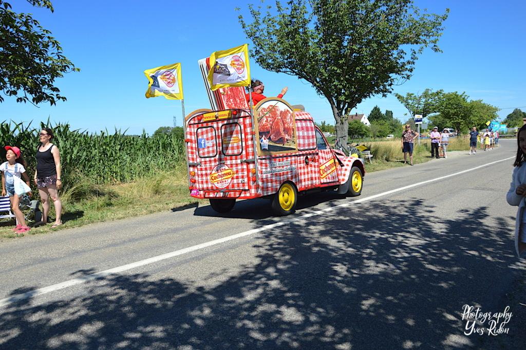 D'autres Citroën dans le Tour ... Cochon15
