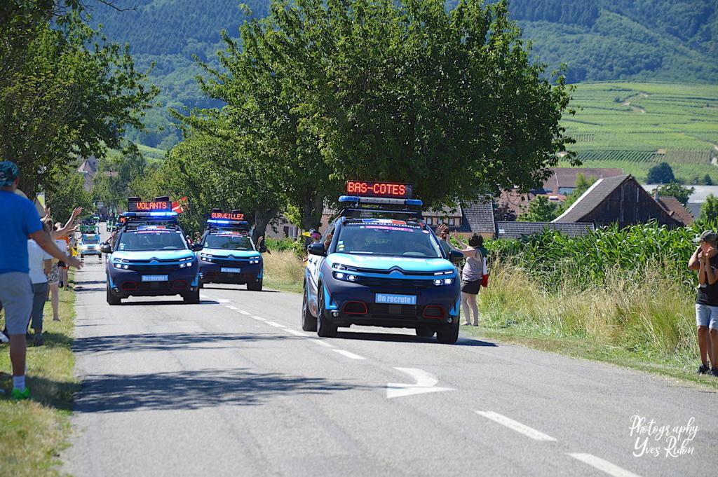 D'autres Citroën dans le Tour ... Gen110
