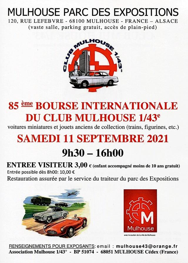 85ème Bourse Internationale du Club MULHOUSE 1/43ème. Mulhou12