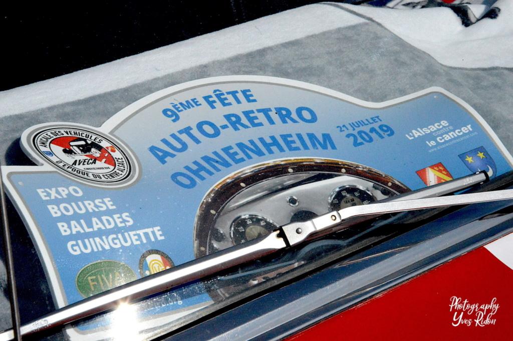9ème Fête Auto Rétro - OHNENHEIM 2019. Ohn110