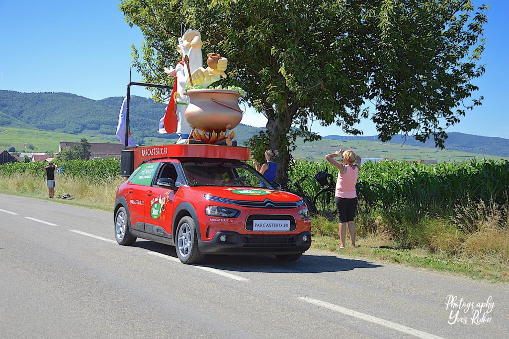 D'autres Citroën dans le Tour ... Pa410