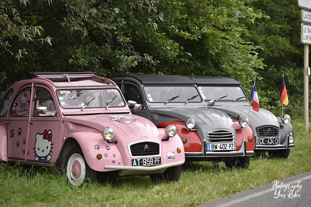 D'autres Citroën dans le Tour ... Tdf410