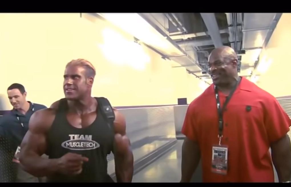 ¿Cuánto mide Jay Cutler? - Altura - Real height Screen10