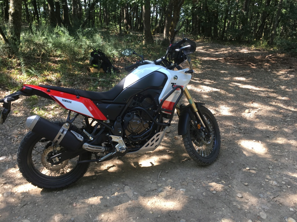 Une Ténéré en Ariège  756f4910