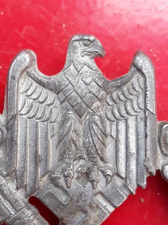 Insigne de combat d'infanterie 20190625