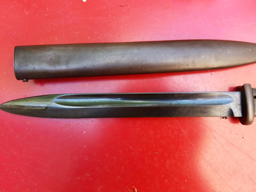 Baïonnettes Mauser 20190631