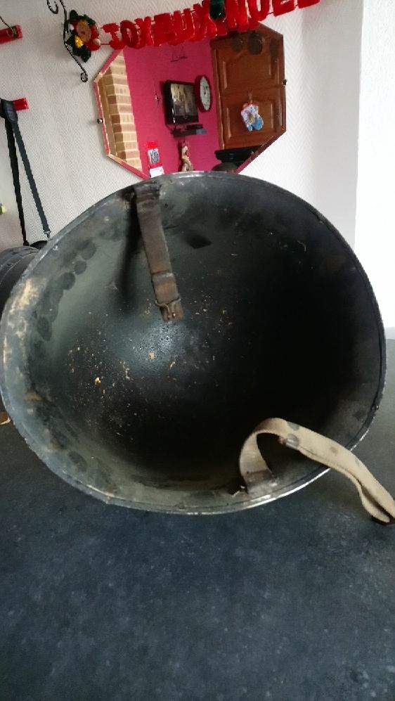 Un lot de casque ww1, ww2 et après-guerre pour estimation Mms_im28