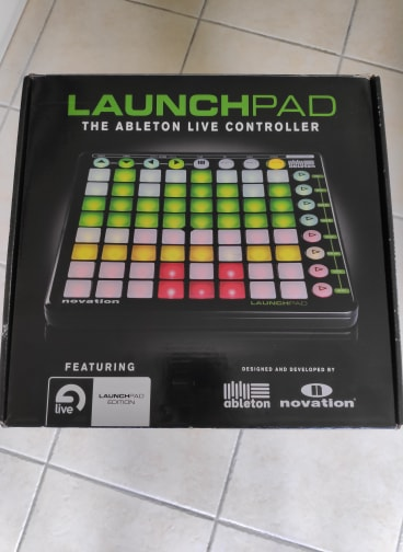 Launchpad Novation Launch10