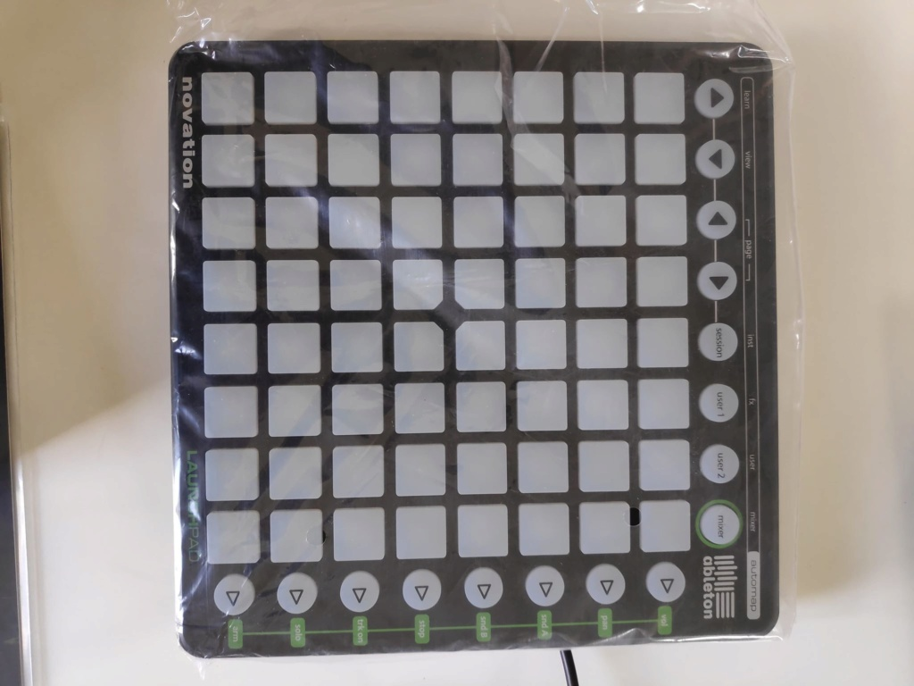 Launchpad Novation Launch11