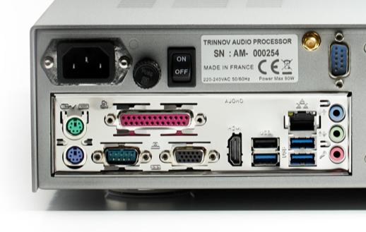 Integrazione miniDSP /Dirac in impianto esistente Trinno10