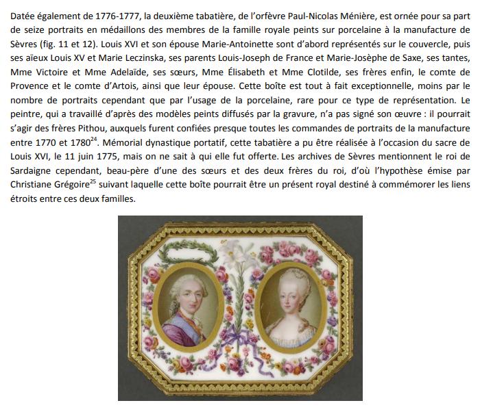 Petits portraits en miniature, en émail et sur porcelaine, dans la collection d'Ernest Cognacq  Zzzz212
