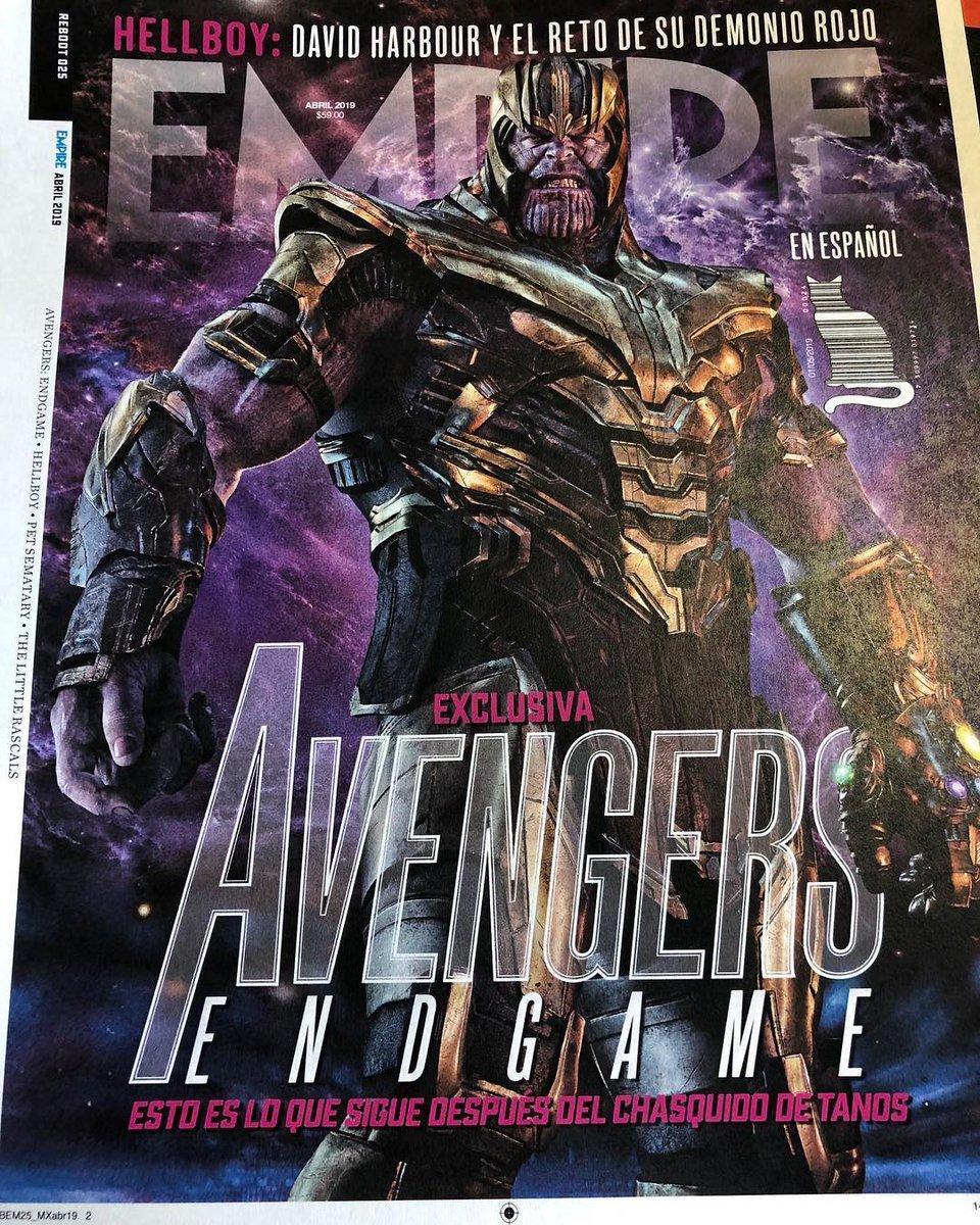 """Capa de """"Vingadores: Ultimate"""" para a revista Empire  Img_2044"""
