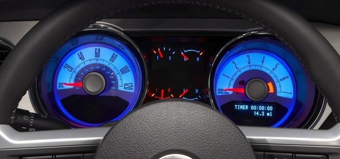 Ford Mustang GT  - 1/25 -  Revell Avec-s10