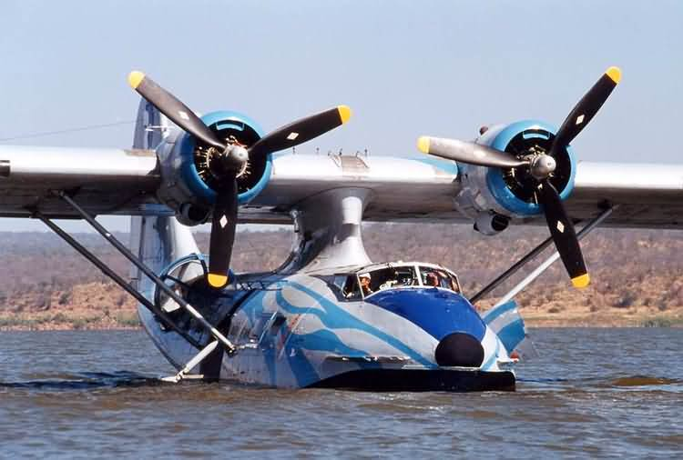 Catalina - 1/48 - Revell Catali10