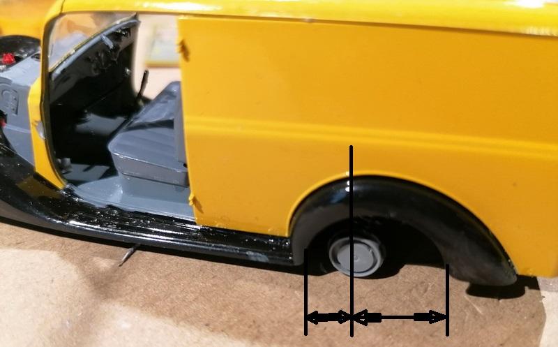 """Camionnette Mercedes 170V """"Lieferwagen"""" - 1/35ème - MiniArt - Page 2 Decent10"""