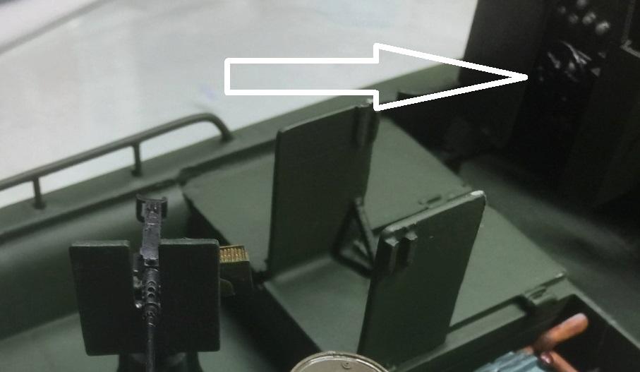 Patrouilleur fluvial  PBR MK2 1/35 - Impression 3D personnelle - Page 8 La_bar10
