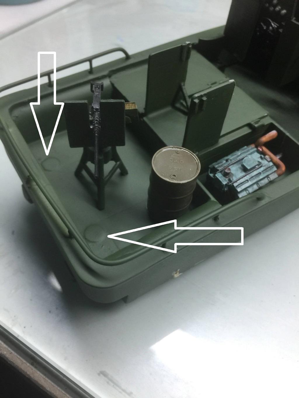 Patrouilleur fluvial  PBR MK2 1/35 - Impression 3D personnelle - Page 8 Patrou11
