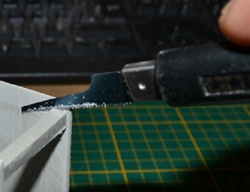 AMX-30 PLUTON -[Heller 81129] + [Terre-Model TM014] 1/35 Scie10