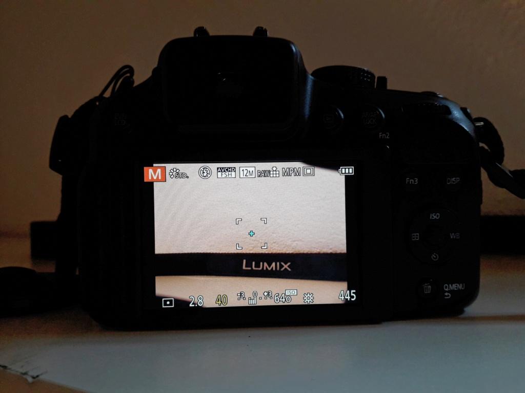 [color=cyan]Article : [Vends/color]Panasonic lumix DMC-FZ200  20180712