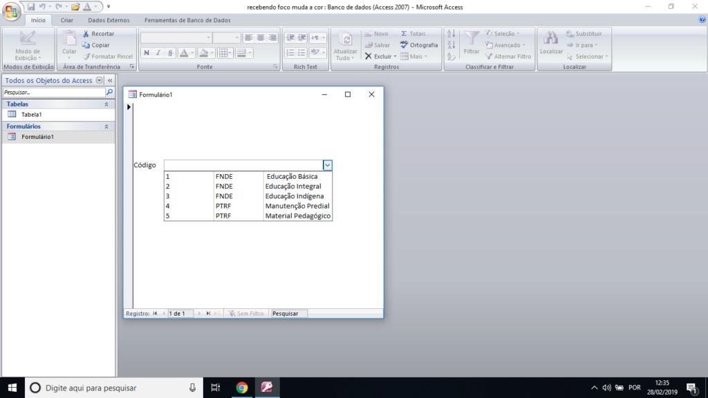 [Resolvido]concatenar várias colunas do combobox e colocar no text desse mesmo combo. Aa10