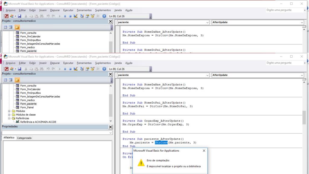 [Resolvido]Instalar biblioteca - Erro compilação De10