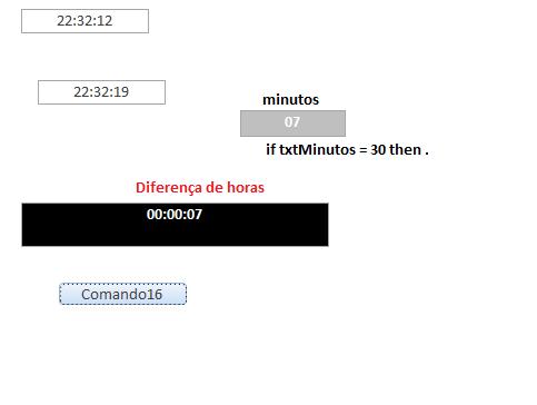[Resolvido]Diferença entre os Campos com hora Sem_tz84