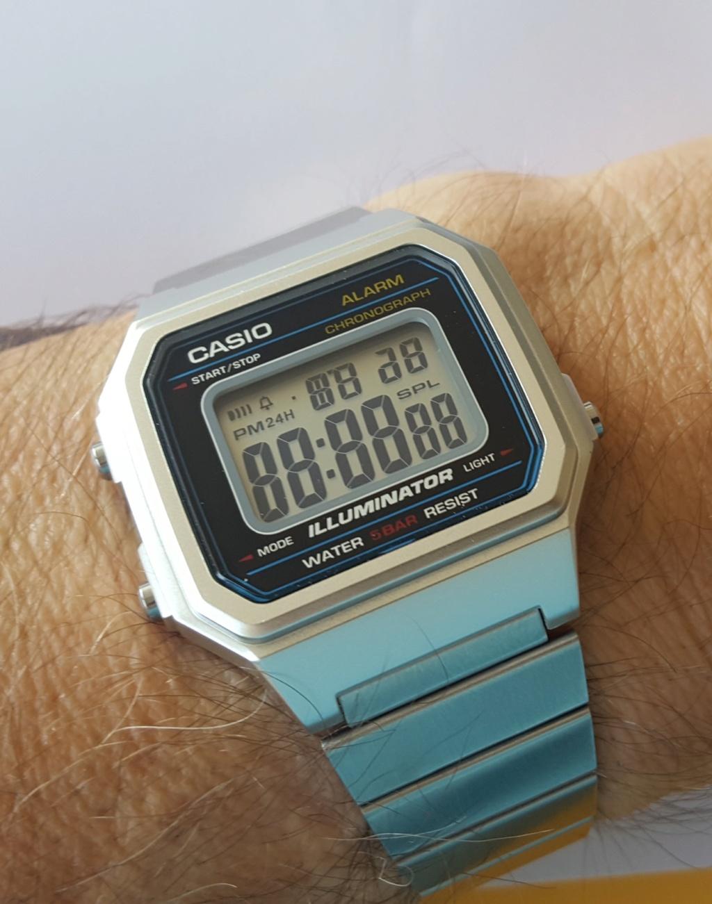 Envie d'une montre digitale vintage, mais laquelle? 20180520