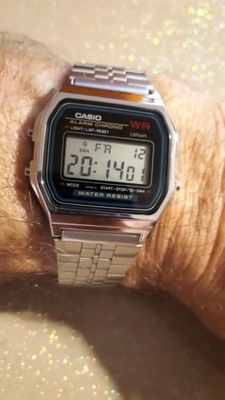 casio A159W made in japan 20181010