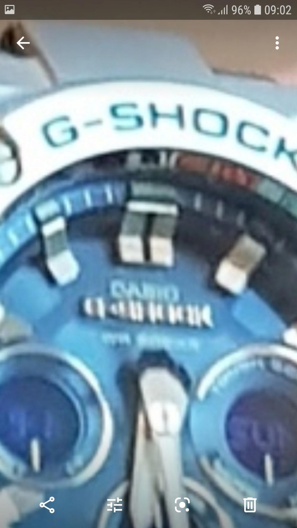 Feu de G-Shock - tome 3 - Page 15 Screen13