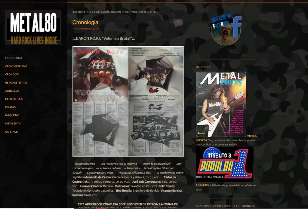 Los mejores del 82 por Popular 1 Imagen11
