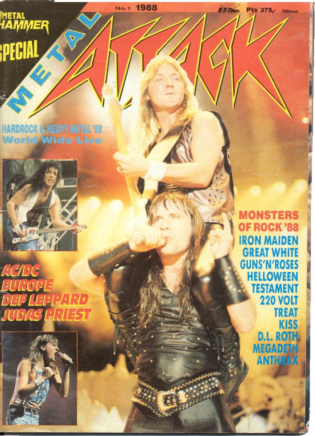 METAL HAMMER #01, Diciembre de 1987 Pag_0110