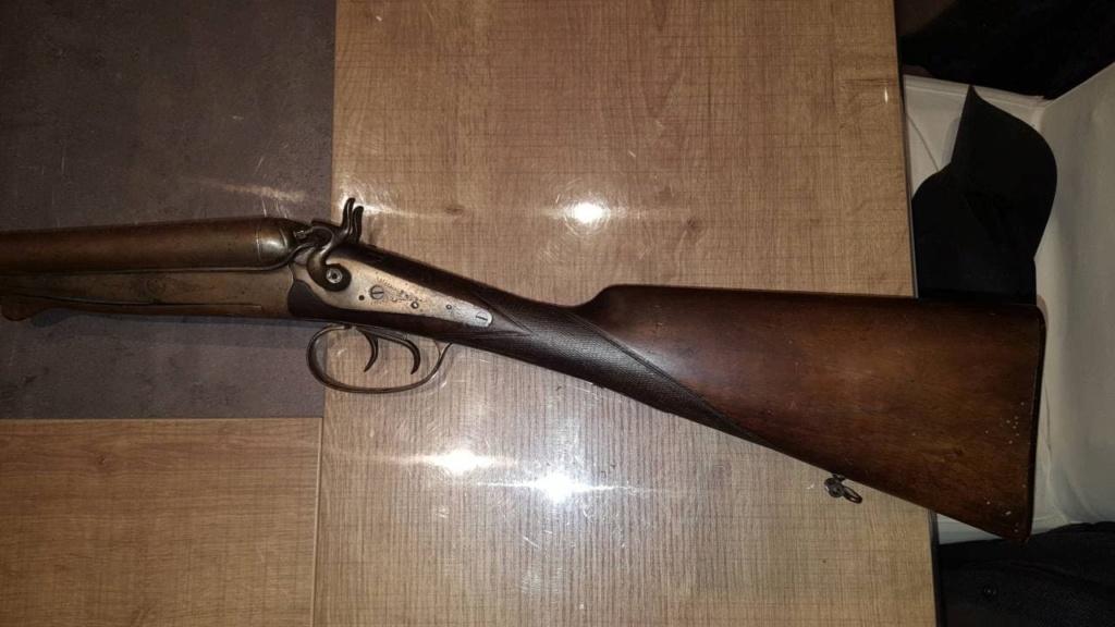 Fusil inconnu à identifier 50269911