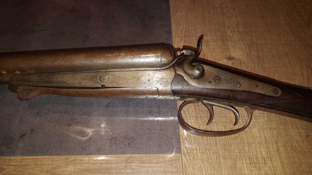 Fusil inconnu à identifier 50272010
