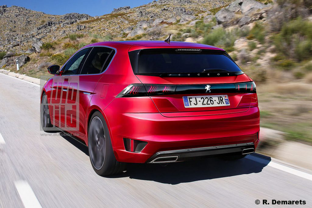 2020 - [Peugeot] 308 III [P51/P52] - Page 9 308_311