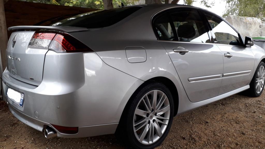 [mick21t] Laguna III.1 GT 2.0L Turbo 205 20191110
