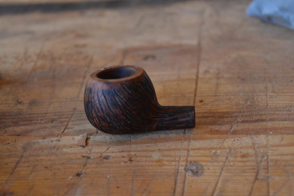 pipe rustiquée bicolore Dsc_0412