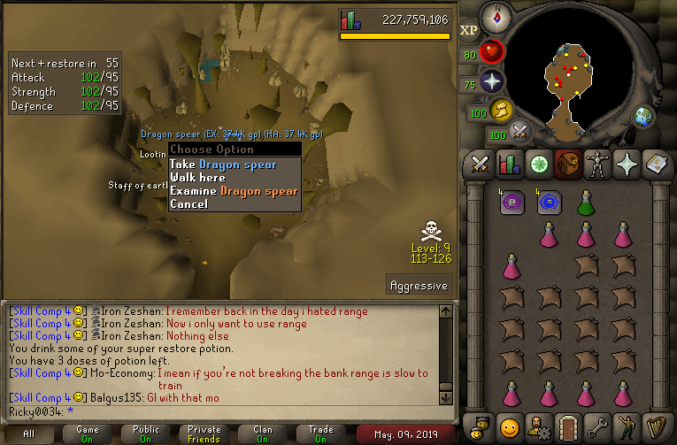 ricky0034's screenshot dump thread - medium clue #5000 done - Page 12 2019-036