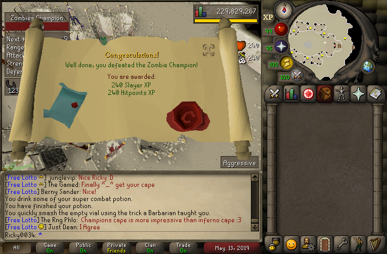 ricky0034's screenshot dump thread - medium clue #5000 done - Page 12 2019-043