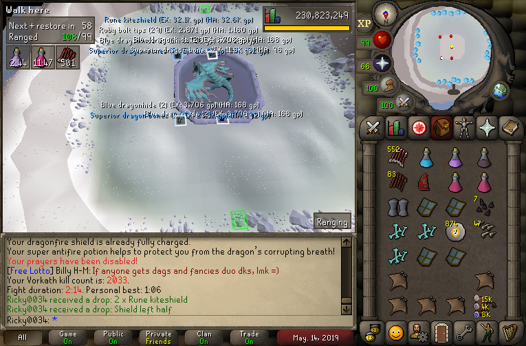 ricky0034's screenshot dump thread - Diary cape+Music cape done - Page 13 2019-051