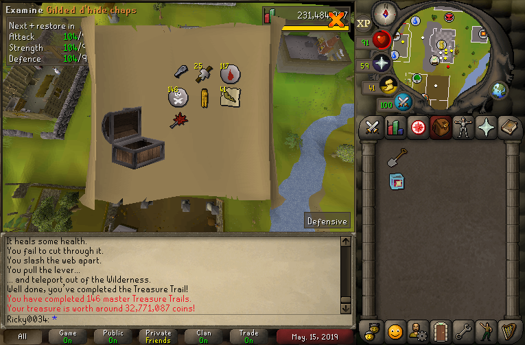 ricky0034's screenshot dump thread - Diary cape+Music cape done - Page 13 2019-055