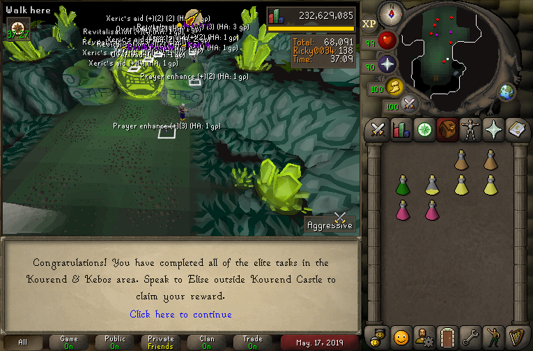 ricky0034's screenshot dump thread - Diary cape+Music cape done - Page 13 2019-056