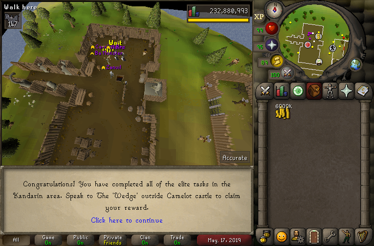 ricky0034's screenshot dump thread - Diary cape+Music cape done - Page 13 2019-058
