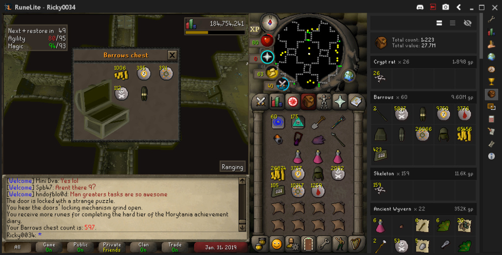 ricky0034's screenshot dump thread - Diary cape+Music cape done - Page 8 Barrow15