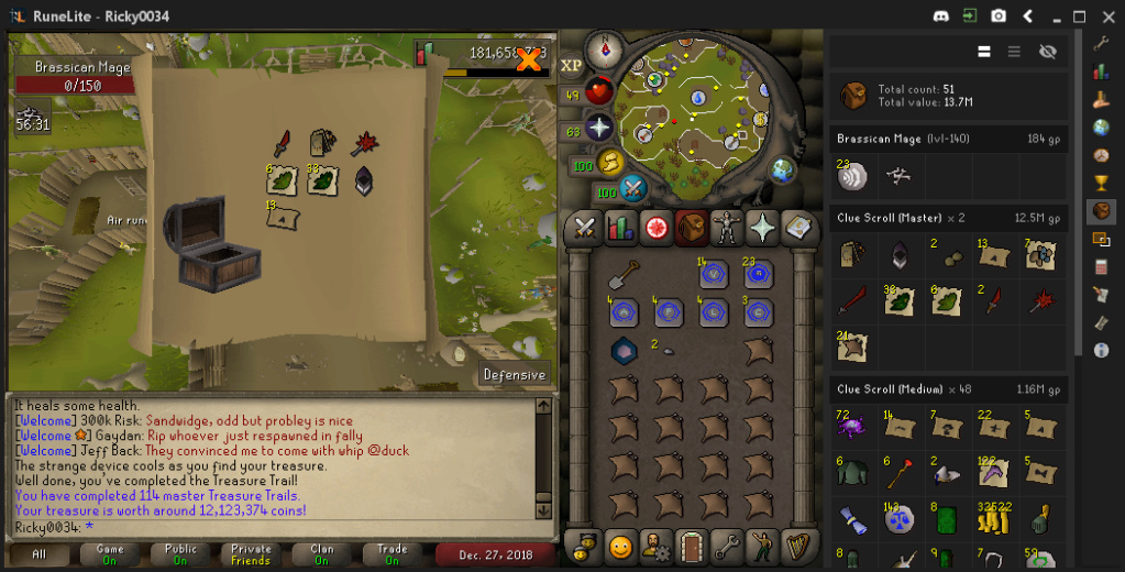 ricky0034's screenshot dump thread - Diary cape+Music cape done - Page 8 Master11