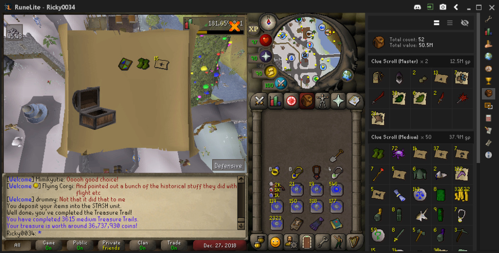 ricky0034's screenshot dump thread - Diary cape+Music cape done - Page 8 Medium13