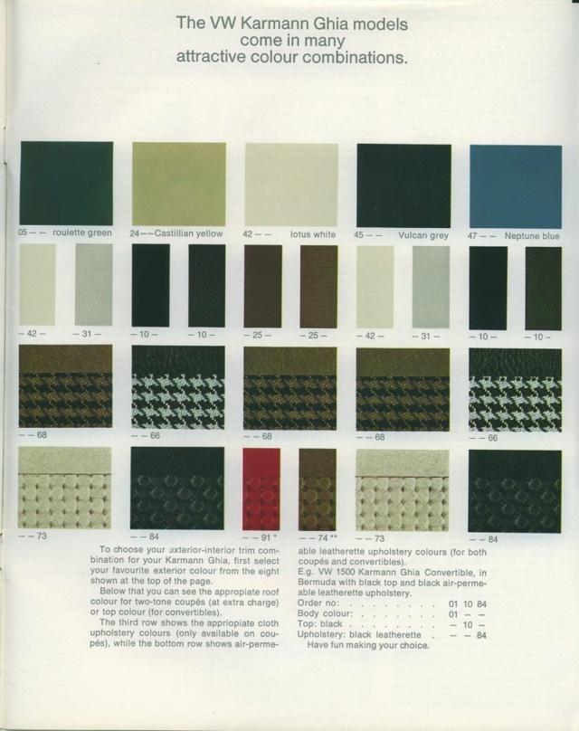 Sellerie complète pour KG 1970 2310